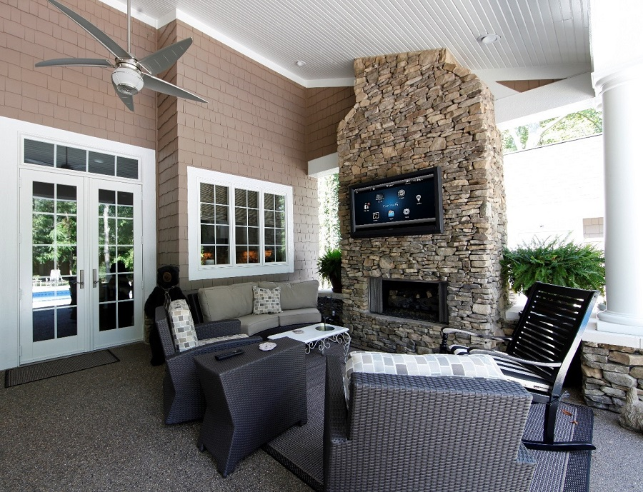 Tips for Entertaining with Outdoor Audio Video in Charlotte