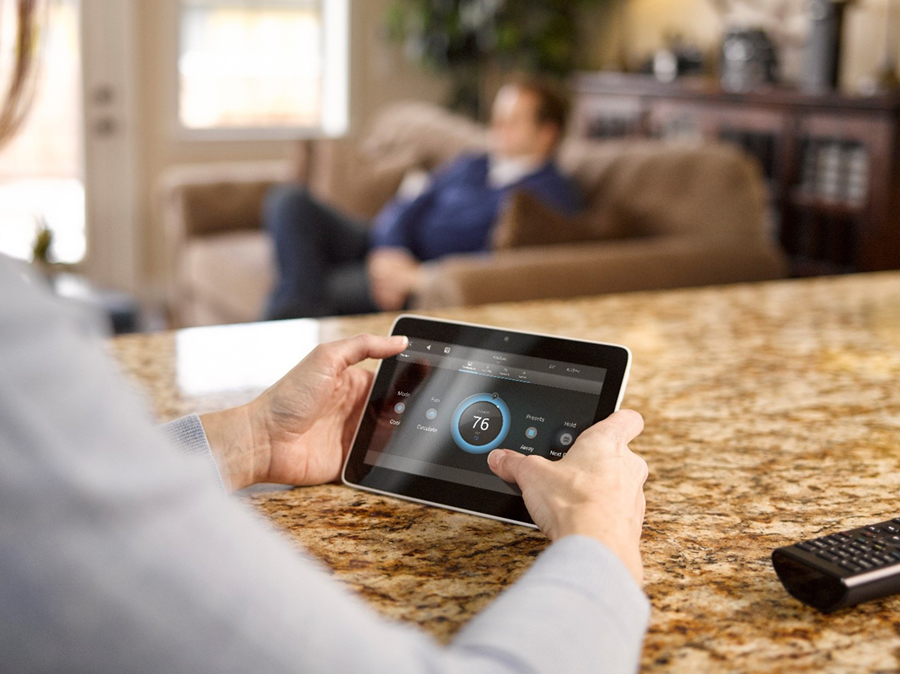 Control4 Allows Families to Live Smarter
