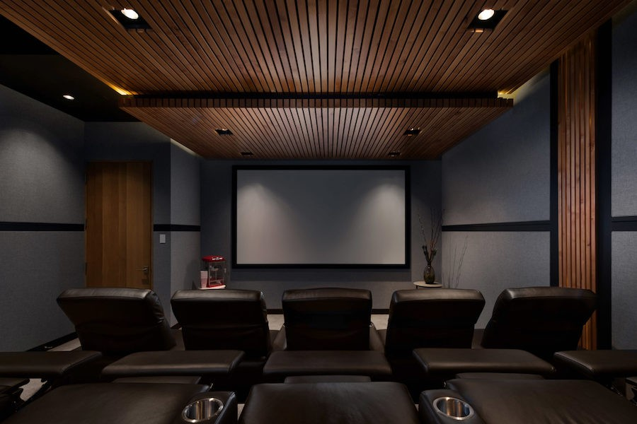 CinemaTech Helps Interior Designers Create Dedicated Home Theaters