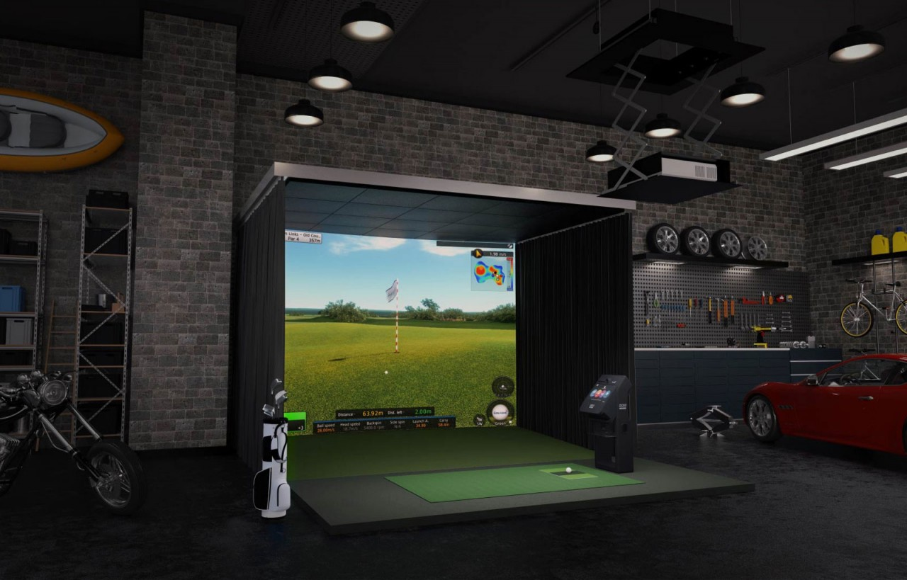 Why a Golf Simulator is the Best Way to Up Your Game