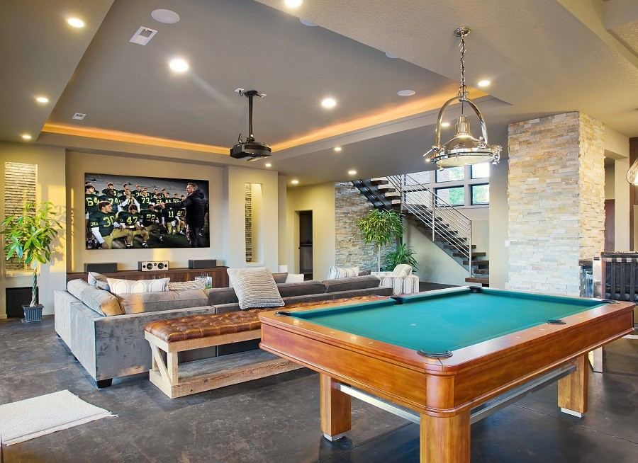 Take Your Gaming to the Next Level with Media Room Design