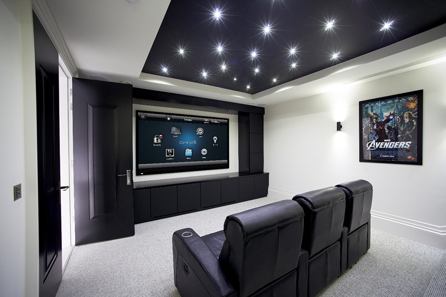 Enhance Your Home Theater with a Control4 System Installation