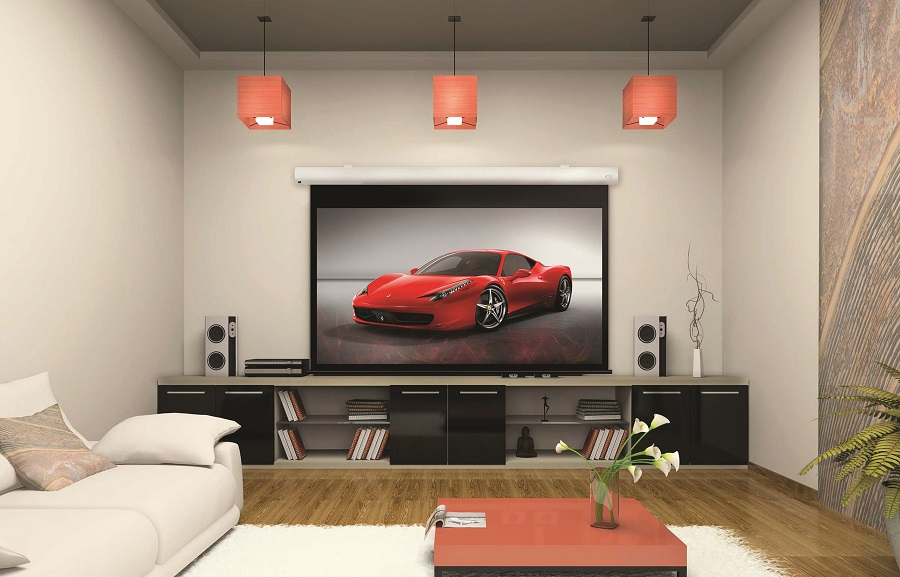 How to Pair up a Projector and Screen for Your Home Theater