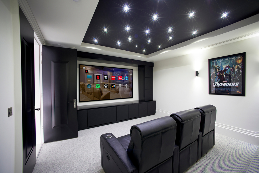 Sound That Isn't Seen: The Benefits of Hidden Home Theater Speakers