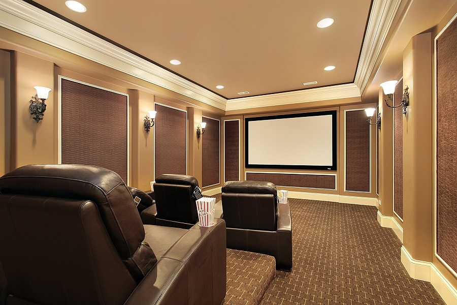 How to Create the Right Environment in Your Home Theater