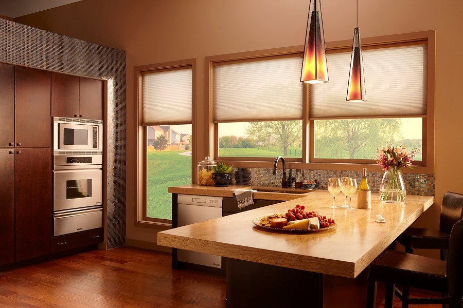 How Motorized Blinds and Shades Keep Your Home Cool in the Summer