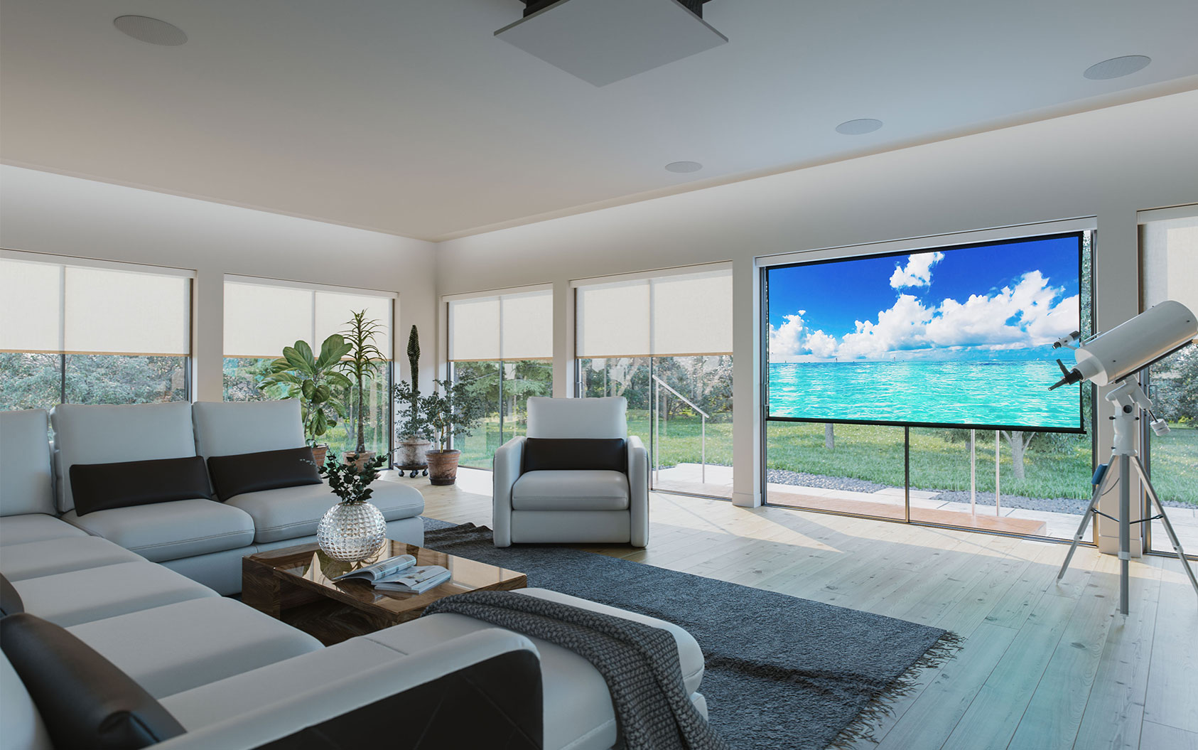 Why Motorized Shades Are an Essential Addition to Your Space